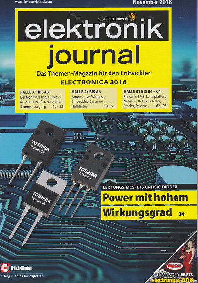 eletronik journal 德语杂志